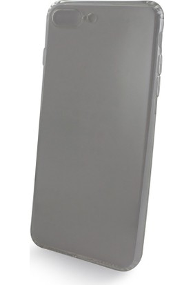 Sulada Apple iPhone 7 Plus Şeffaf Silikon Kılıf