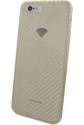 Sulada Apple iPhone 7 Şeffaf Desenli Silikon Kılıf