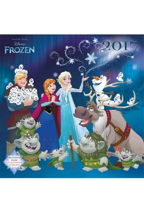 Disney Frozen 2017