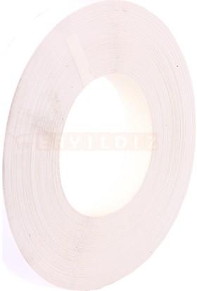 Eryıldız 22 mm Cumba Beyaz
