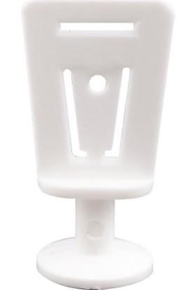 Eryıldız Dübel Plastik Perde Mak Dik Rulet