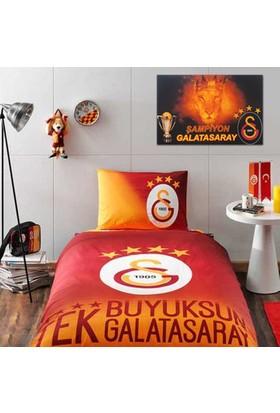 Decotime Galatasaray Led Işıklı Tablo 50X70 Cm
