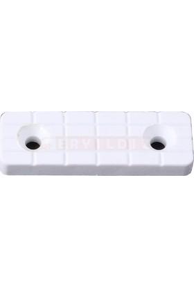 Eryıldız Papuç Plastik Beyaz