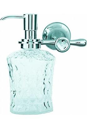 Kuğu Bavaria 314 C Krom Sıvı Sabunluk
