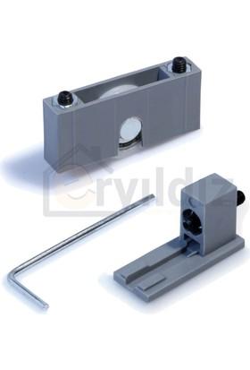 Mepa Sck 12 - 2 Kapı Cam Kapak Sürme Sistemi