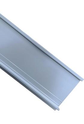 Samet Smart Box İç Çekmece Ön Panel Gri Ray