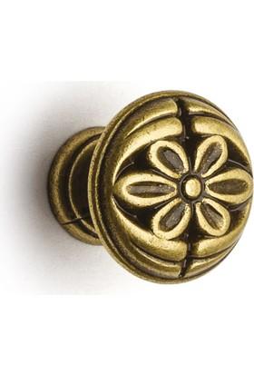 Umut 32-A Antik Düğme Kulp