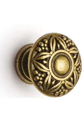 Umut 36 Antik Düğme Kulp