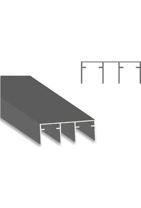 Yeniler Üst Ray Alüminyum 4 Metre