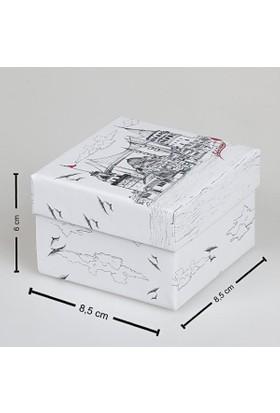 Bijuzeyn Hediyelik Kutu Saat Kutusu Bileklik Kutusu 21605