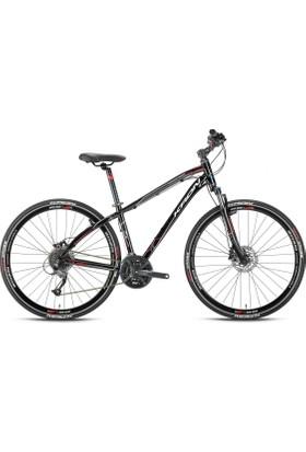 Kron Tx 450 Hd 28 Jant Şehir Bisiklet Siyah Kırmızı