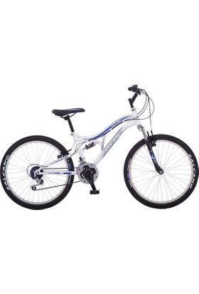 Salcano Hector 24 V Bisiklet Beyaz - Yeşil