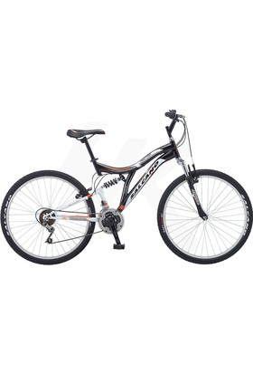 Salcano Hector 26 Jant V Bisiklet Siyah - Turuncu