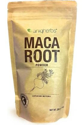 Maca Root - Maca Tozu - 200 Gr AniqHerbs