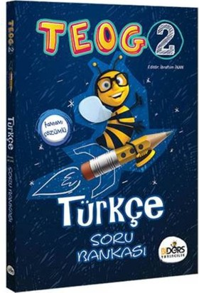 Biders Yayıncılık 8. Sınıf Teog 2 Türkçe Tamamı Çözümlü Soru Bankası