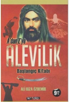 A Dan Z Ye Alevilik Başlangıç Kitabı - Ali Rıza Özdemir