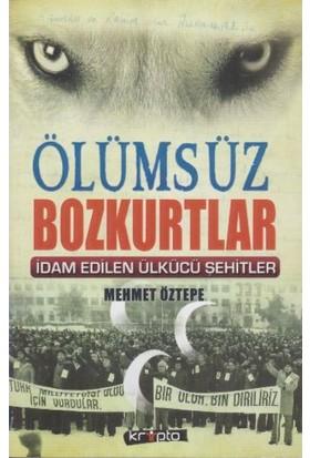 Ölümsüz Bozkurtlar-İdam Edilen Ülkücü Şehitler - Mehmet Öztepe