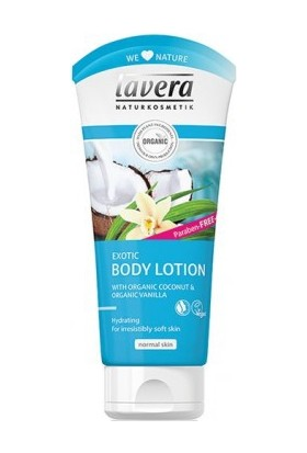 Lavera Body Lotion Vanilla - Coconut