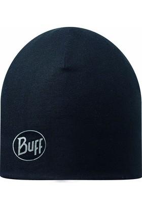 Solid Black Mikrofiber Polar Bere Buff