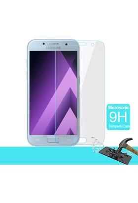 Microsonic Samsung Galaxy A5 2017 Temperli Cam Ekran koruyucu film