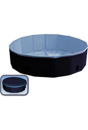 Nobby Katlanabilir Köpek Yüzme Havuzu Ø 160 X 40 Cm