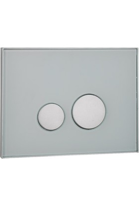 RST® Gömme Rezervuar Kumanda Paneli - Reflet 360 Buz