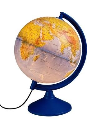 Gürbüz Yayınları Işıklı Fiziki Küre 20 Cm (Fiz+Siy)