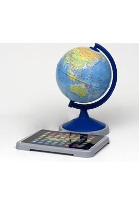 Gürbüz Yayınları Işıksız Siyasi Konuşan Küre 20 Cm