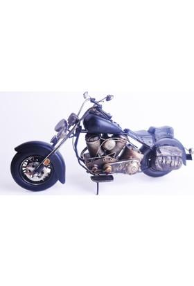 50Bir Nostaljik Metal Model Motosiklet Dev Boy 8245