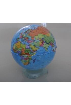 Gürbüz Yayınları Globe Kalemtraş Siyasi Küre 10 Cm
