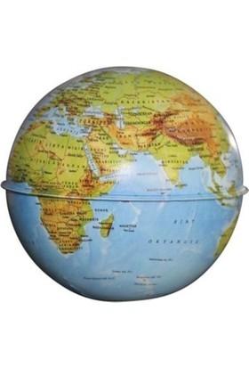 Gürbüz Yayınları Globe Bank Fiziki Küre 10 Cm