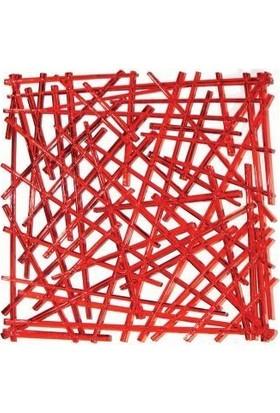 Jilda Seperatör 10'lu Çubuk Kırmızı