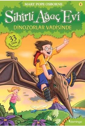 Sihirli Ağaç Evi 1: Dinozorlar Vadisinde - Mary Pope Osborne
