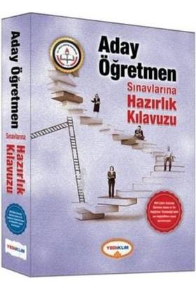 Yediiklim Yayınları Aday Öğretmen Sınavlarına Hazırlık Kılavuzu