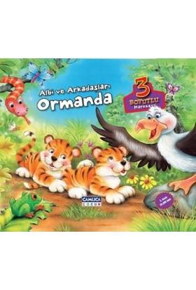 Albi Ve Arkadaşları Ormanda (3 Boyutlu Ve Hareketli) - Adem Fidan