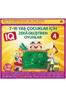 7-10 Yaş Çocuklar İçin Zeka Geliştiren Oyunlar 4 - Bahar Çelik