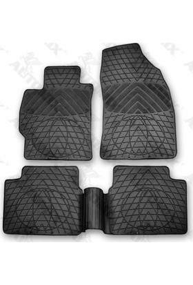 İmage Toyota Corolla Oto Paspas Seti Siyah 07-12