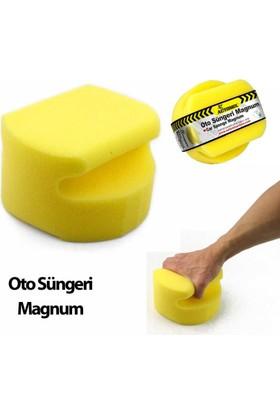 Automix Oto Yıkama Süngeri Magnum