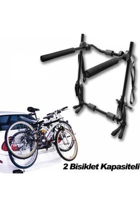 İthal Bisiklet Taşıyıcı 2 Li Korumalı