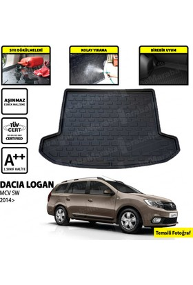 Dacia Logan Mcv Sw Bagaj Havuzu 2014 Sonrası
