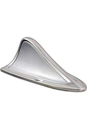 G Max Anten Süs Balık Silver-Krom