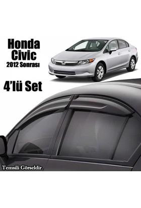 Honda Civic 2012 Cam Rüzgarlığı SPS.23