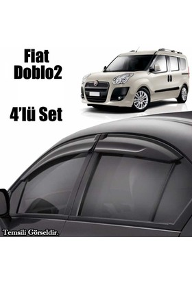 Fiat Doblo 2 Cam Rüzgarlığı SPS-05