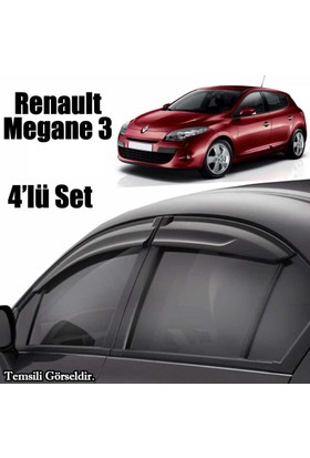 Renault Megane 3 Cam Rüzgarlığı SPS-20