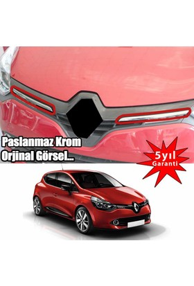 Renault Clio 4 2013->Ön Panjur 2 Prç