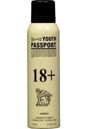 Youth Passport Deo 18+ Unısex