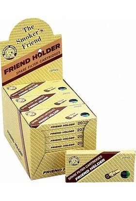 Friend Holder Sigara Ağızlığı Filtresi 24Lu Ekopaket