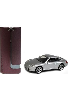 Porsche Design Çakmak Pd6 Bordo