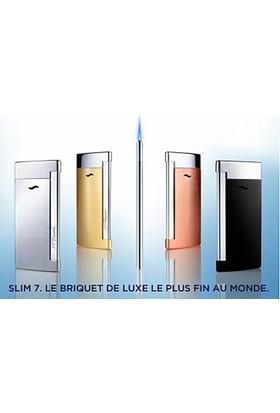 S.T. Dupont Çakmak Slim7 Pembe Altın