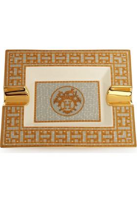 T-Bek Dermes Gold Mosaic Porselen Puro Küllüğü 2Li